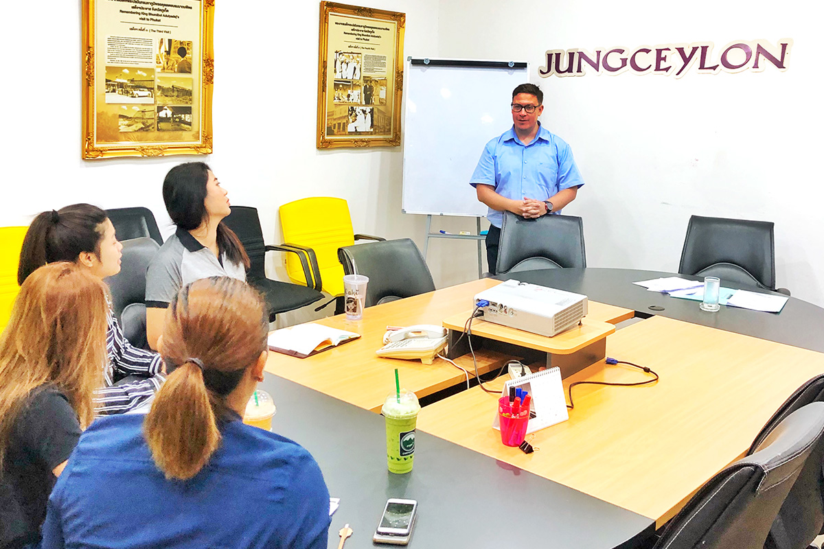 business language course jungceylon