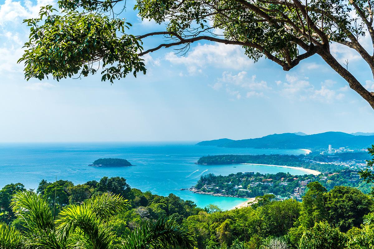 ed visa phuket beach