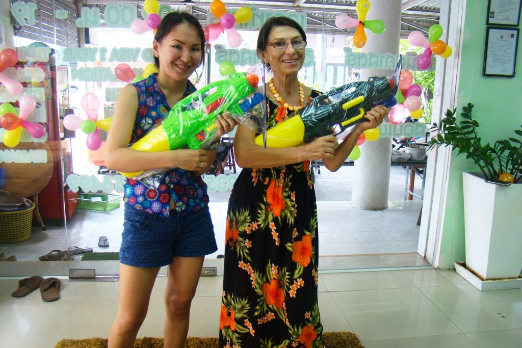 ready for songkran