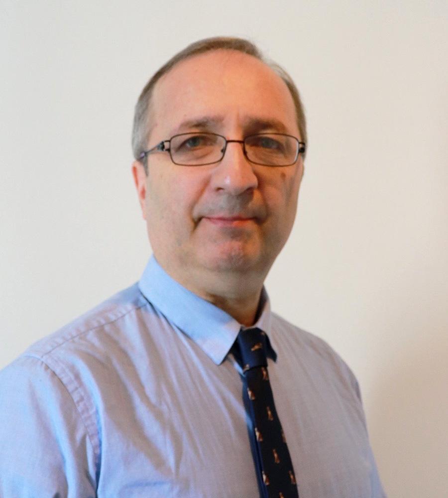 george english language teacher